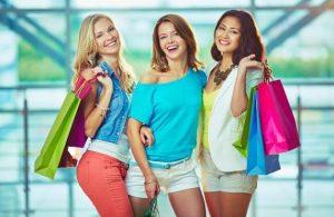 shopping Johannesburg