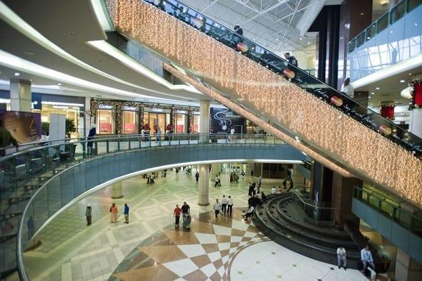 Shopping in Johannesburg
