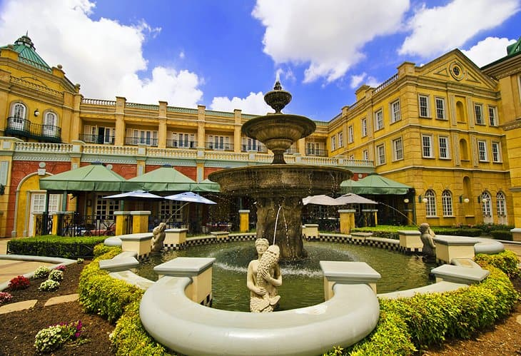 Attractions and Places to Visit in Johannesburg