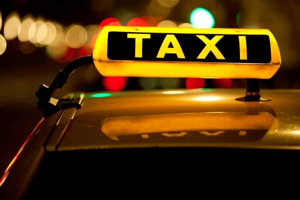 Taxi Service in Johannesburg