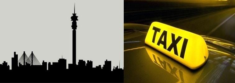 Taxi Service Johannesburg